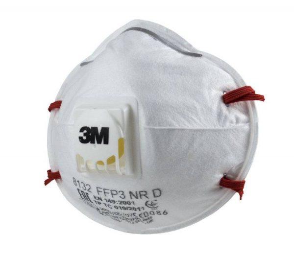 Респиратор 3M 8132 (FFP3)