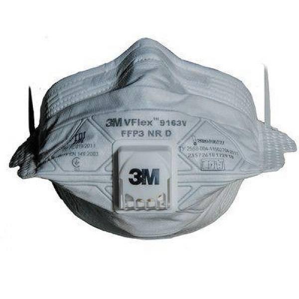 Респиратор 3M 9163V (FFP3)