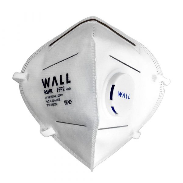 Респиратор Wall 95HK (FFP2)